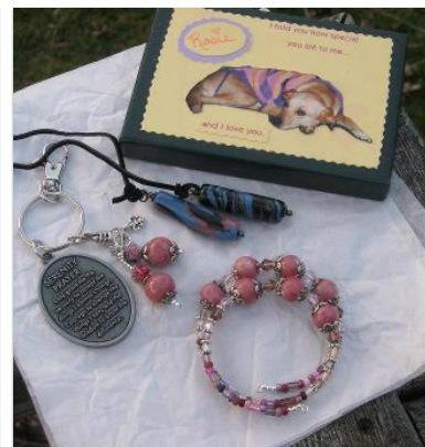 memory beads items